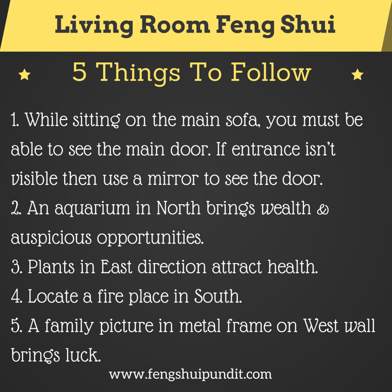 5 Things That You Must Never Do In The #LivingRoom Of Your