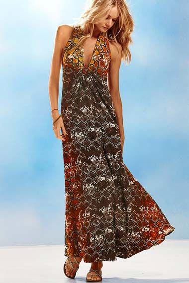 Exotic Summer Dresses