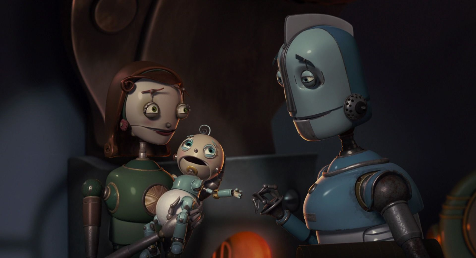 Robots Disney Screencaps