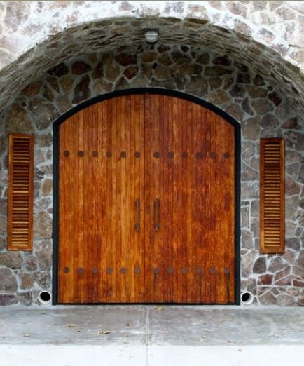 The Winery   Cave Door