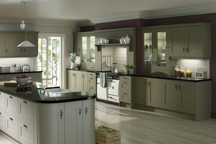 olive green kitchen - Google Search   Kitchen   Pinterest   Olive ...