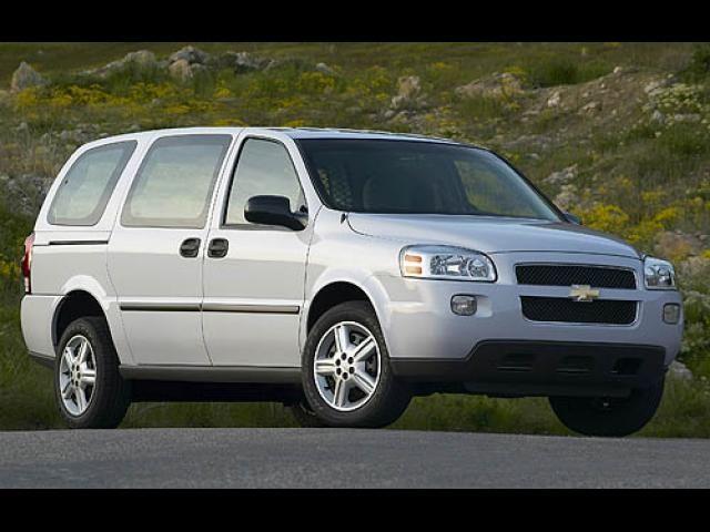 2007 Chevrolet Uplander Chevrolet Uplander Chevy Uplander Chevrolet