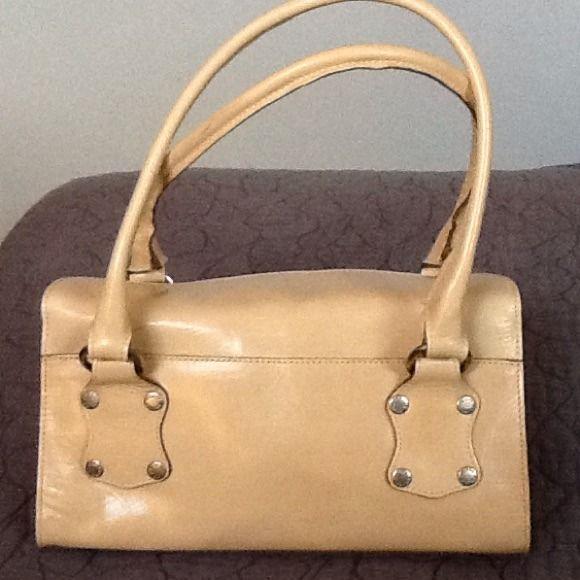 9df48ee2e3a Authentic Prune Leather Satchel