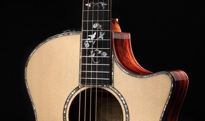 Fretboard Inlay Taylor Guitars Guitar Inlay Best Acoustic Guitar Guitar