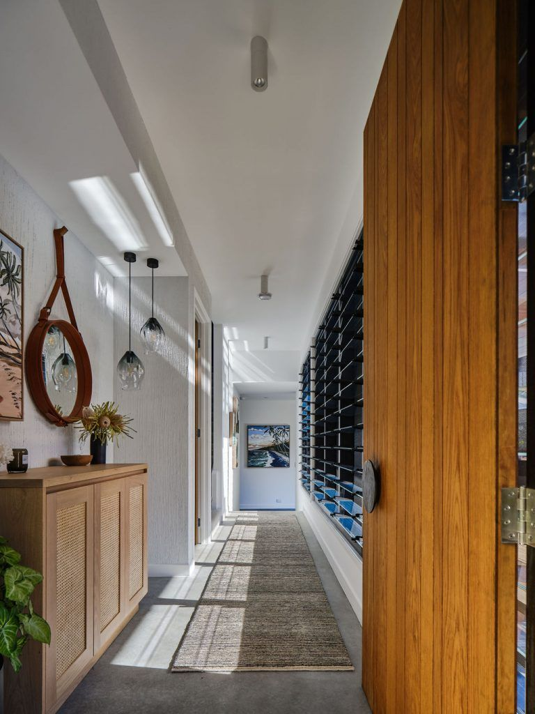 A beachy luxe Byron Bay Airbnb where everything is