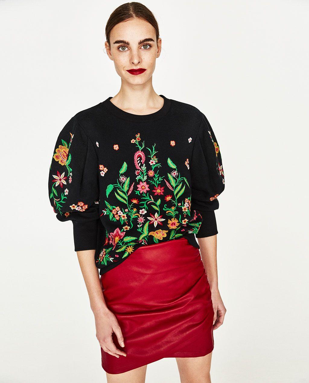 8c064d536c8d0f Femme À En La Rouge – Cuir Les Mode Zara Veste Sont Vestes ywm8nPv0NO