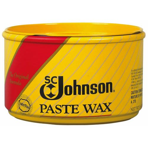 S.C. Johnson Wax Paste, 1 Lb