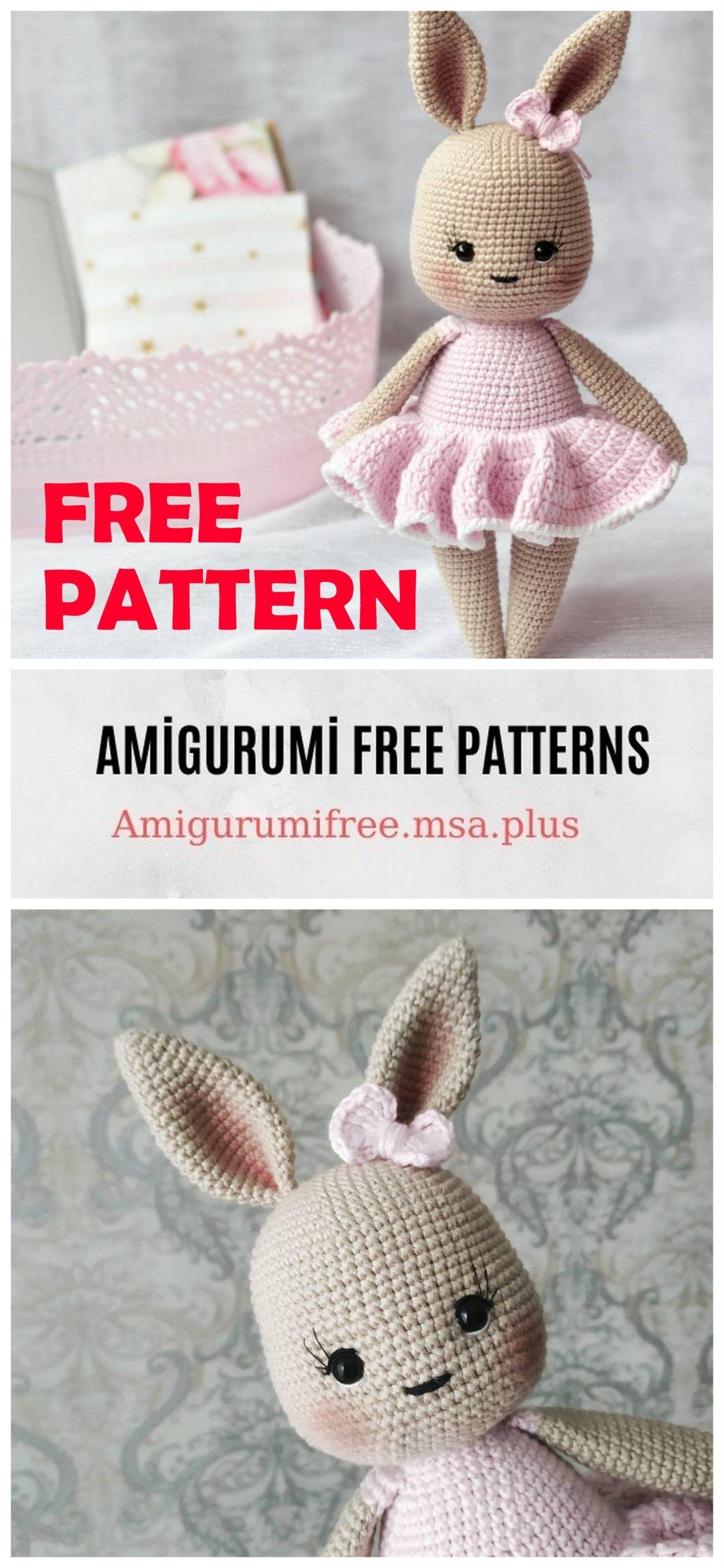 Crochet Ballerina Dolls (Görüntüler ile) | Amigurumi modelleri ... | 2560x1182