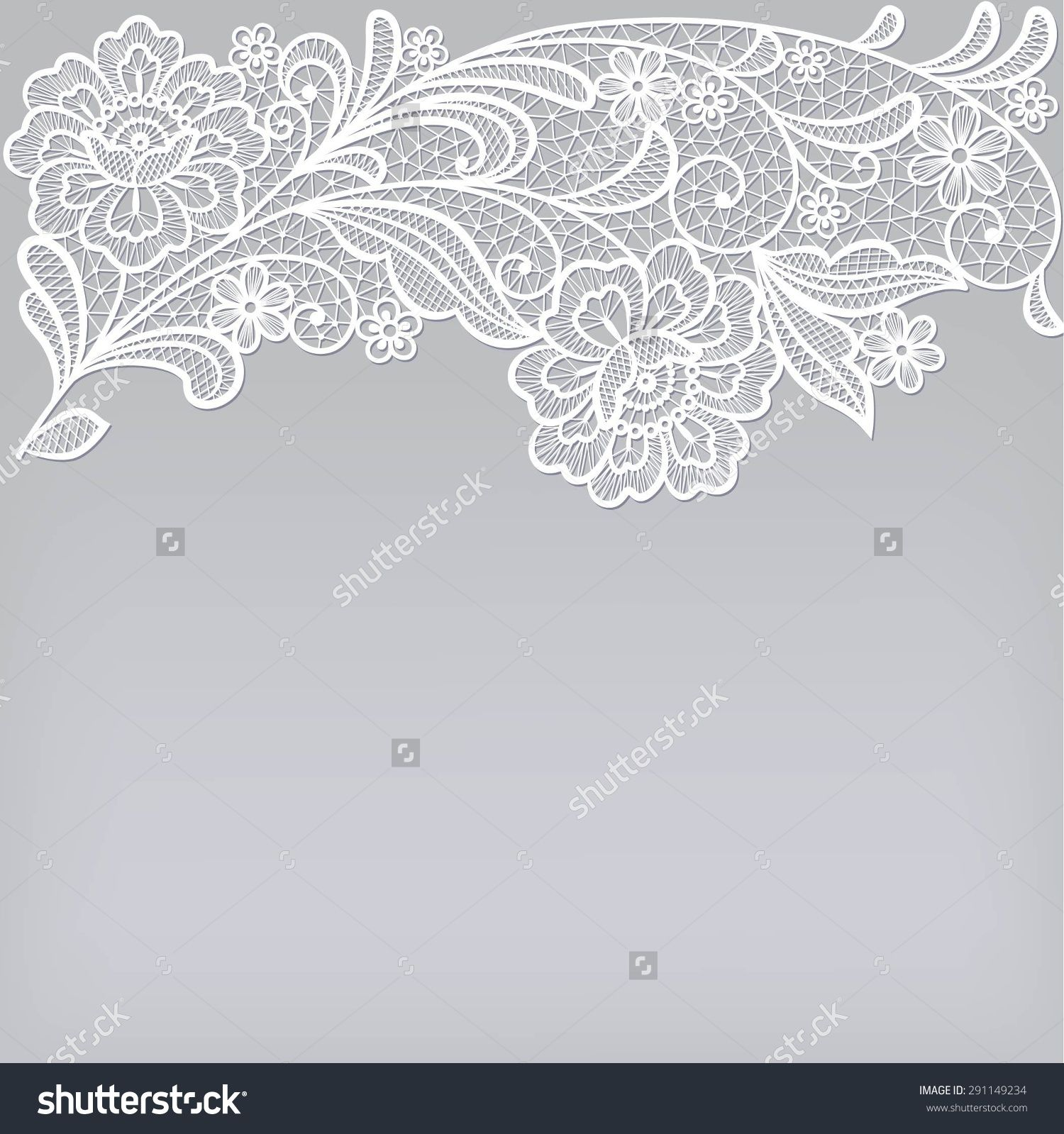 Template frame design for greeting card stock vector illustration template frame design for greeting card stock vector illustration 291149234 shutterstock kristyandbryce Choice Image