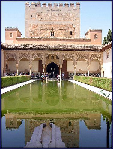 Granada - Alhambra 06-2010