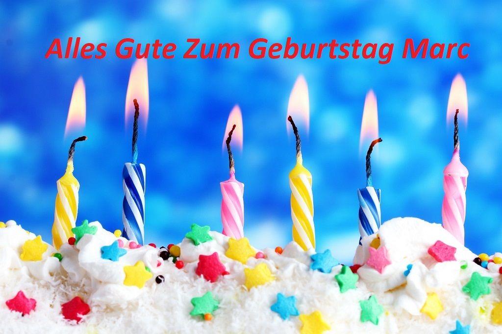 Alles Gute Zum Geburtstag Marc Bilder Bilder Und Sprüche Für
