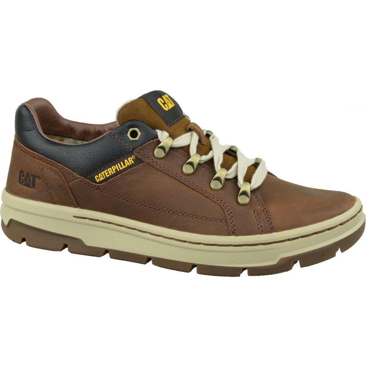 Buty Caterpillar Handson M P723730 Brazowe Shoes Men S Shoes Saucony Sneaker
