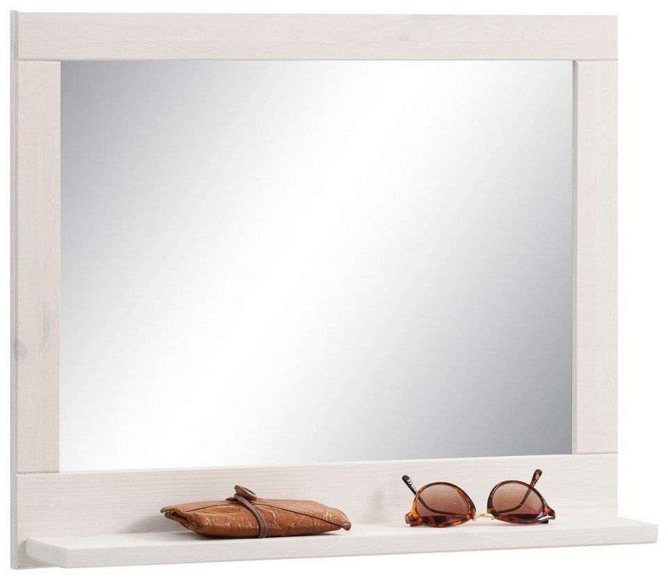 Welltime Spiegel Jossy Mit Ablage Mit Bildern Wandspiegel Spiegel Wande