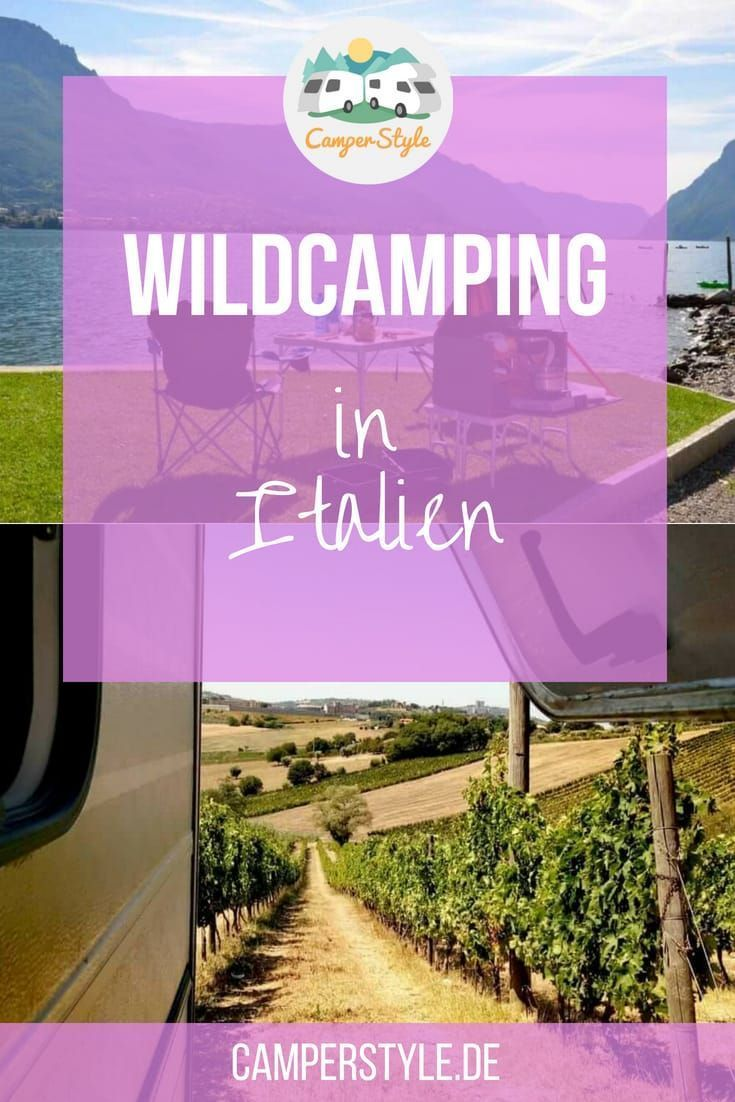 Photo of Wild camping in Italy: rules and tips