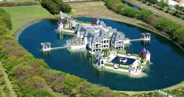 Basketball Player Dwyane Wade House Home Mansions Zombie