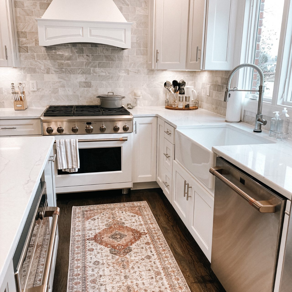 Almost Ready Blog By Amanda West In 2020 Kitchen Remodel Cabinets And Countertops Kitchen Finishes