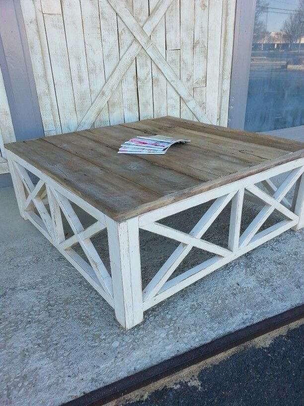 Coffee Table At Brown Dog Wood Co