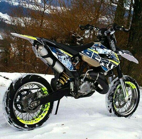 Huqvarna 125cc Enduro Motorcycle Motocross Bikes Supermoto