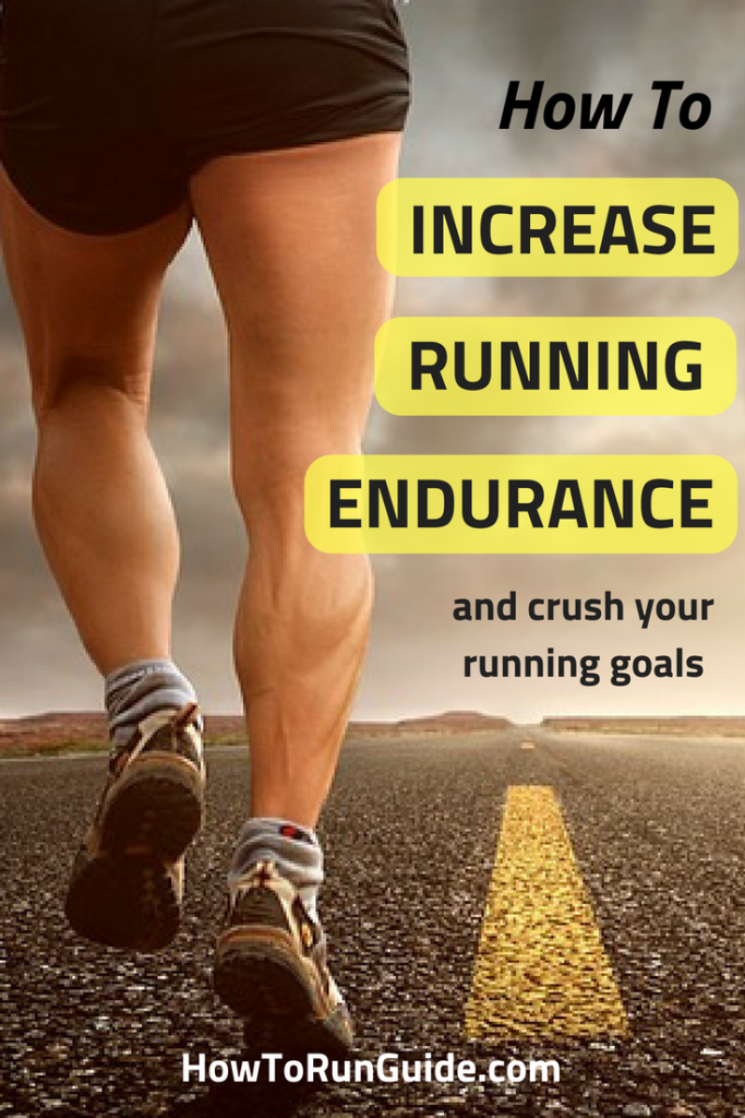 fastest way to increase endurance