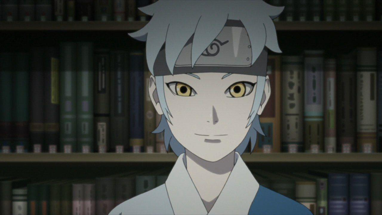 mitsuki | Animasi, Gambar anime, Gambar