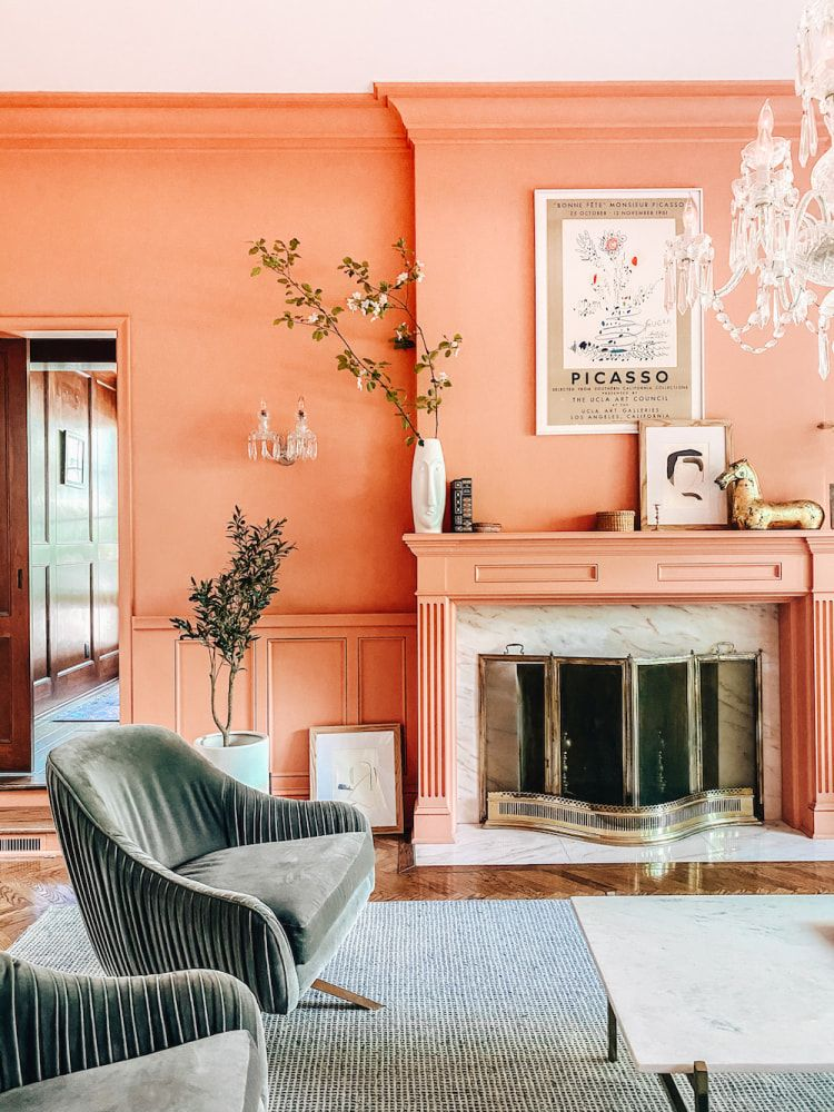 7 Painted Bookshelf Ideas You Can Easily Diy Home Bright Walls Wall Colors