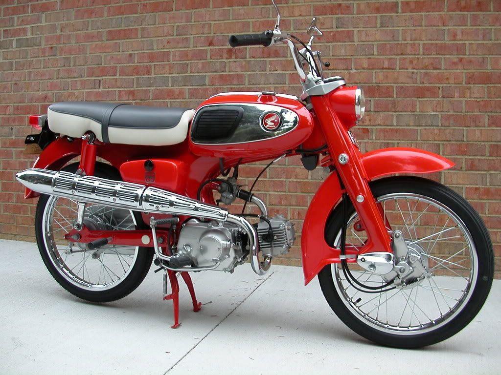 Honda S65 Honda Honda Bikes Honda Motorcycles