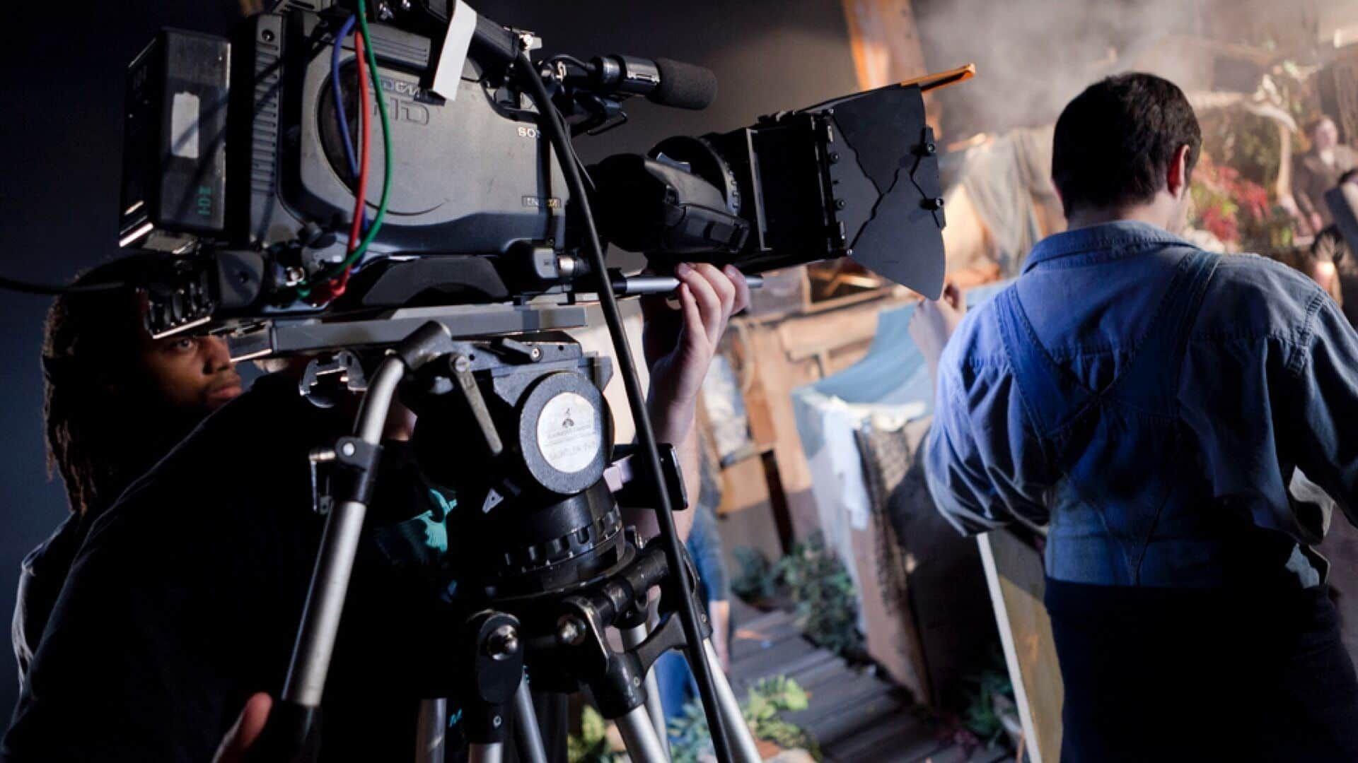 Walkie Talkie Lingo Everyone On Set Should Know Short Film Film School Filmmaking