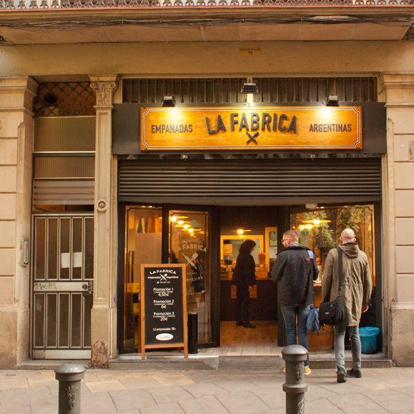 La Fabrica Empanadas Argentinas Nombres De Restaurante Frases De Chef Restaurante Carnes