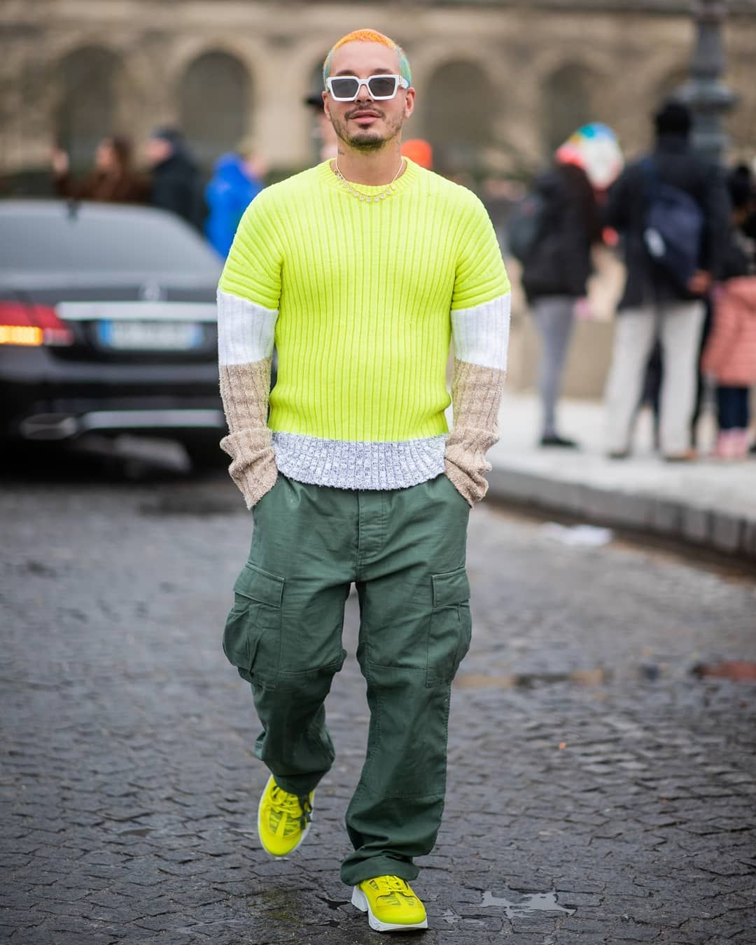 The Styleograph On Instagram Jbalvin During Pfw Www Thestyleograph Com Jbalvin Photographed By Thestyleograph Chri Photographer Fashion Street Style