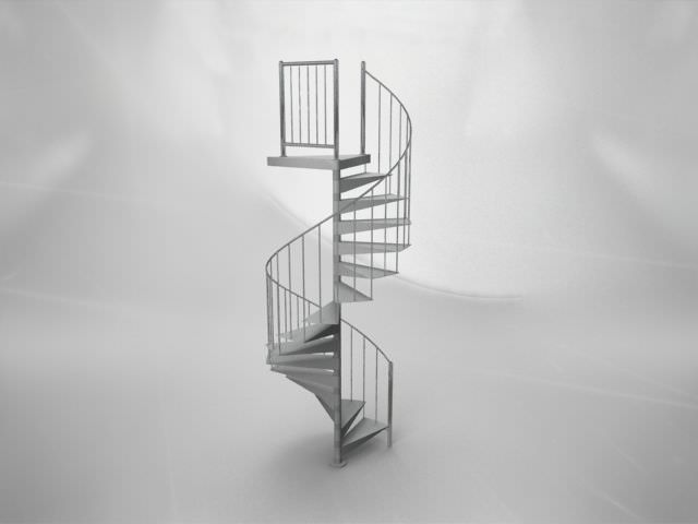 Enzie Stairs - Spiral Staircase - H Series - H 1500 - | Yepsketch & Enzie Stairs - Spiral Staircase - H Series - H 1500 - | Yepsketch ...