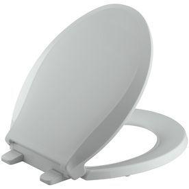 Swell Kohler Quiet Close Grip Tight Cachet Plastic Round Slow Machost Co Dining Chair Design Ideas Machostcouk