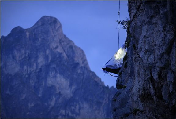 Hanging Tent | By Black Diamond & Hanging Tent | By Black Diamond | Hanging tent Tents and Rock ...