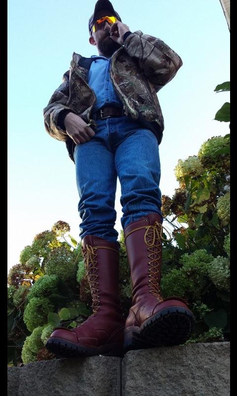 Lick my boots faggot