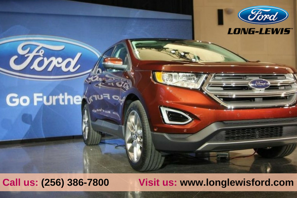 Come To Our Dealership For Your New Ford Edge  Car And Well Get