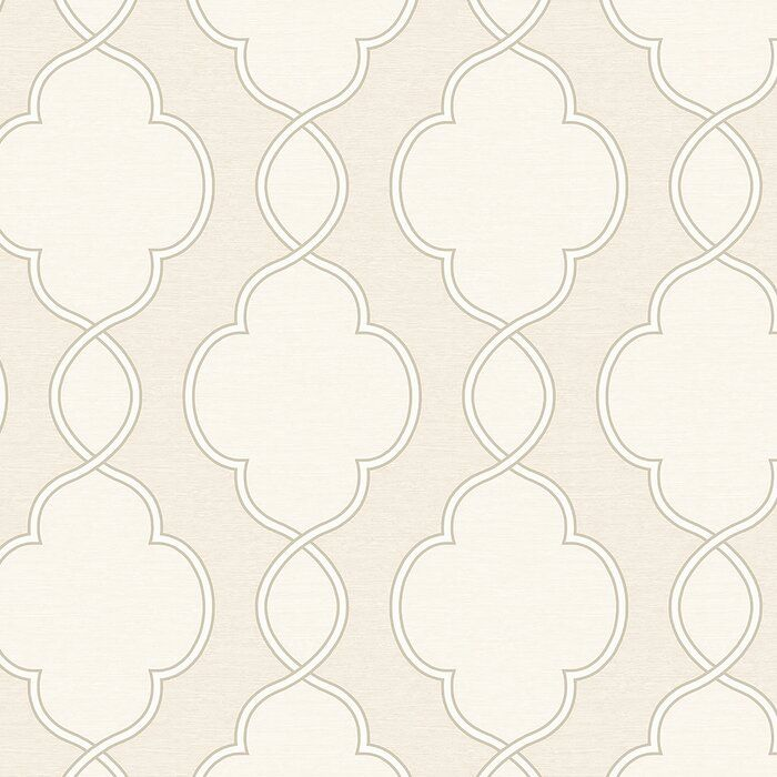 Brewster Home Fashions Symetrie Structure Chain Link 33' x