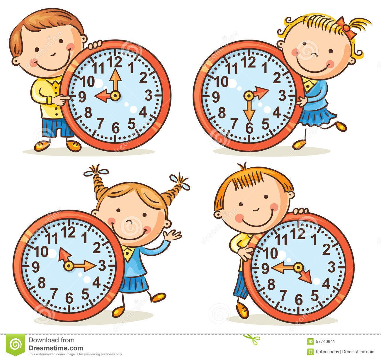Image Result For O'clock Clipart
