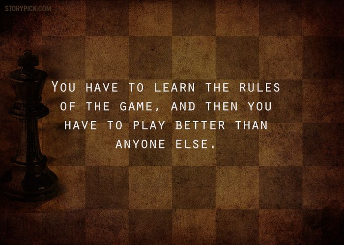 20 Intense Life Lessons Only The Game Of Chess Can Teach You