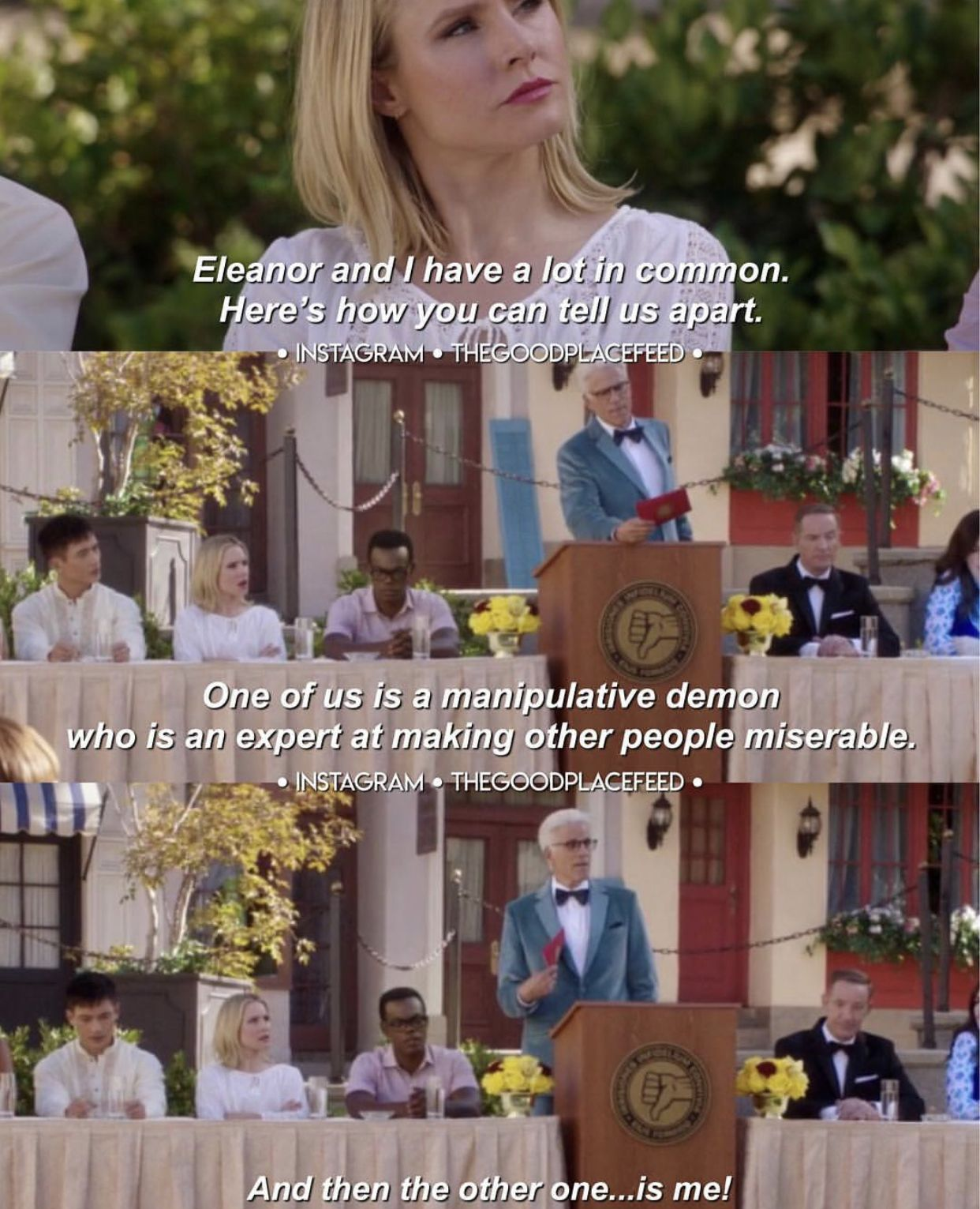 The Good Place By Laura Myers On Nerd Time
