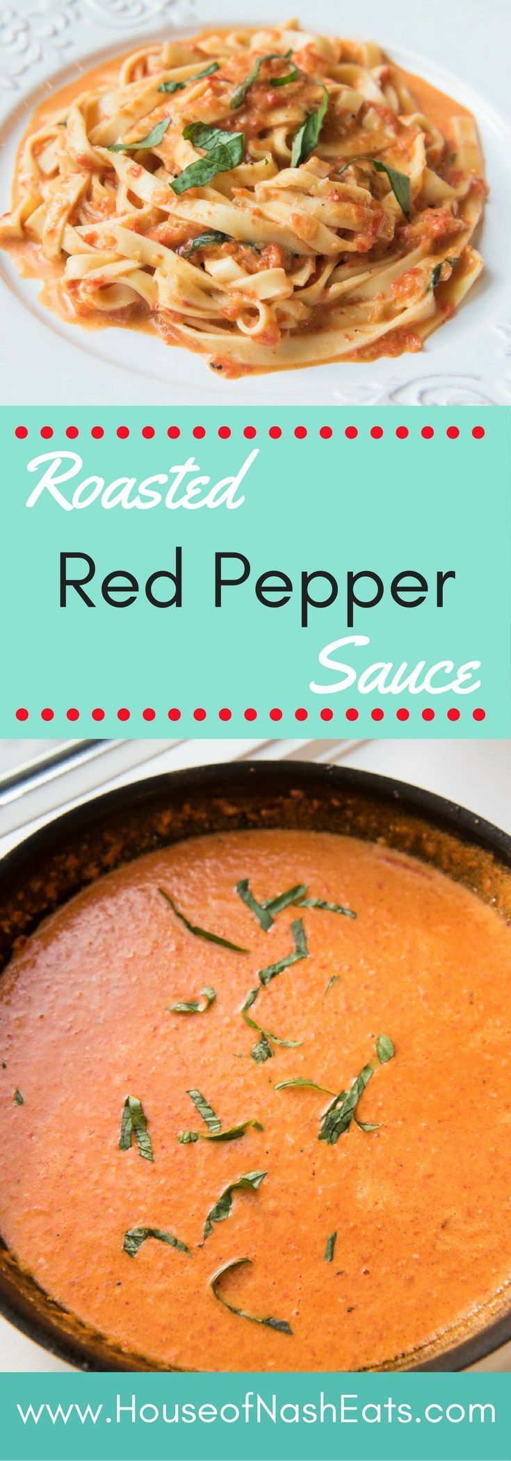 This Rich And Creamy Roasted Red Pepper Sauce Is Loaded With Amazing Flavors From Red Peppers Butter Stuffed Peppers Roasted Red Pepper Sauce Red Pepper Sauce [ 2102 x 735 Pixel ]