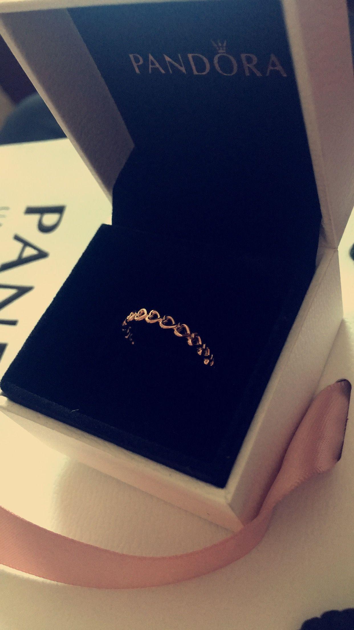 Pandora rose gold love ring pandora love ring playing dressup