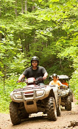 KENTUCKY ATV TRAILS & OHV PARKS stay connected with your RidePower phone charger cable