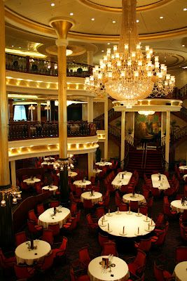 Freedom Of The Seas Royal Caribbean Dining Roomit Was An Enchanting Explorer Of The Seas Dining Room Inspiration