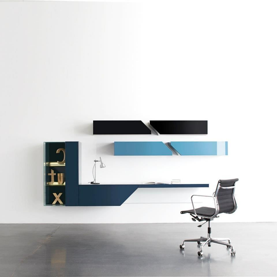 Modernized Your Minimalist Home Office With Unique Wall Mount Table And Filing  Cabinet 3 Simple Tips
