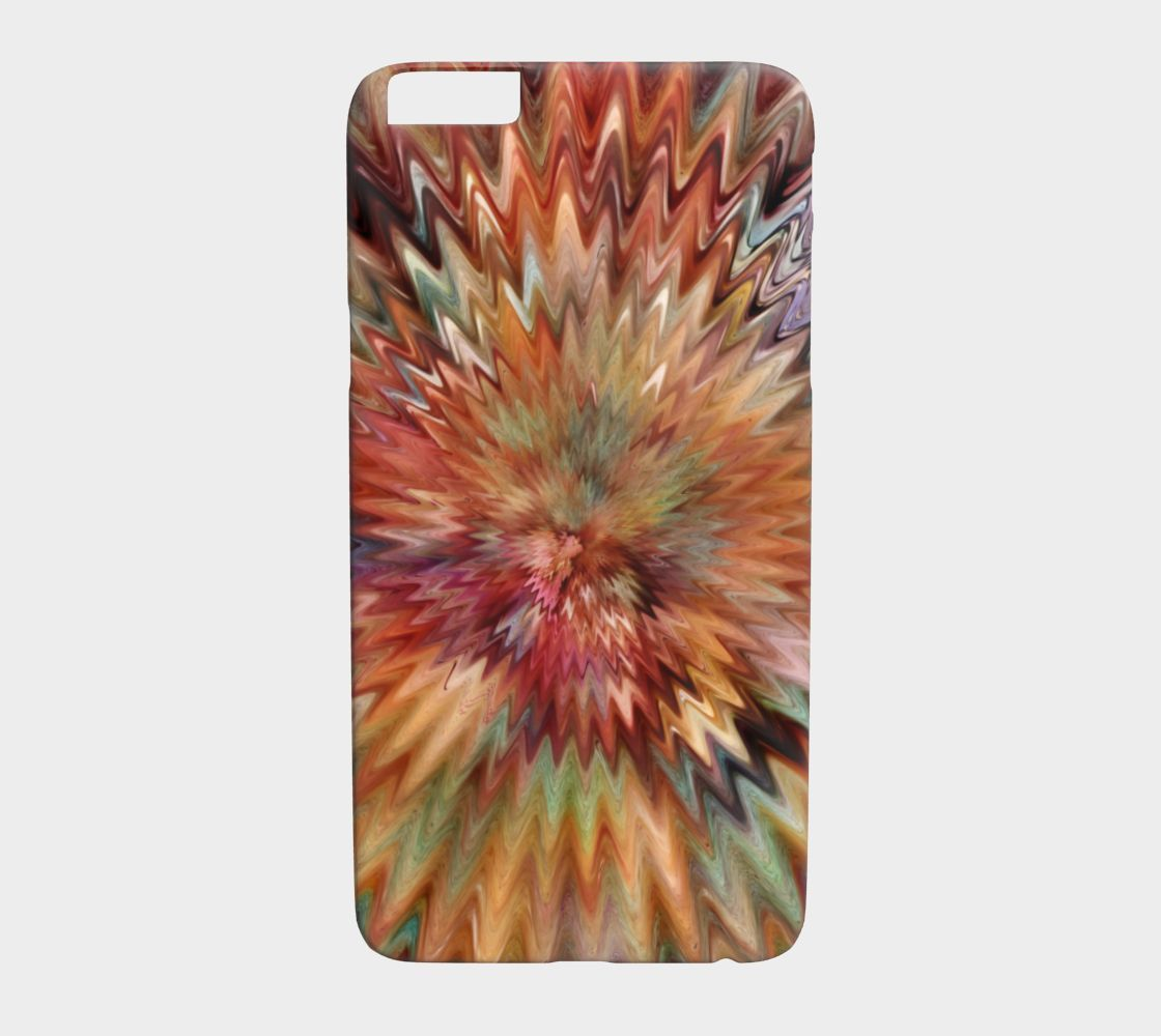 Starburst I, Autumn - Phone Case, iPhone 6/6S Plus