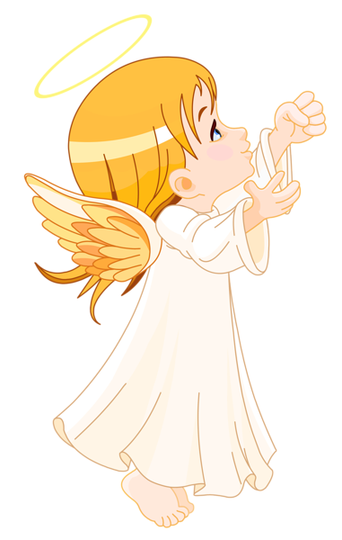 cute little angel large size png clipart school clipart rh pinterest com clipart angel wings images clipart angelot gratuit