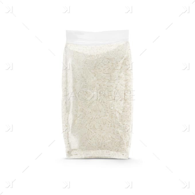 Download Rice Long Grain Smart Object Label Packreate Rice Packaging Grains Rice
