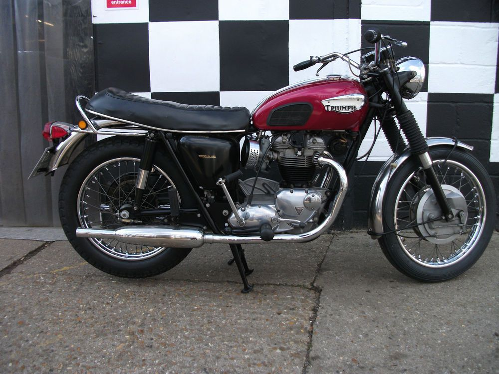 Ebay Triumph T120r Bonneville 1968 Matching Numbers One Owner Triumph Motorcycles Motorcycles For Sale Cars Motorcycles