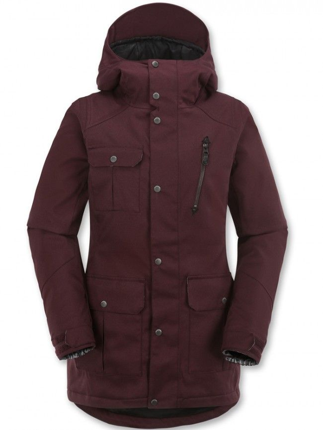 f97618226c7 Manifest Jacket for women by Volcom | snowboarding jackets | Womens ...