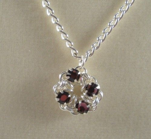 Free Chainmail Patterns Chain Maille   ... chain maille jewelry ...