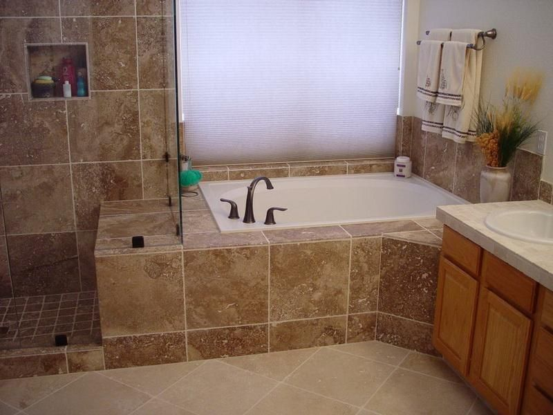 Shower Tuv Remodel Master Bathroom Tub Master Bath
